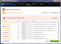 Lista nadjenih malware -a