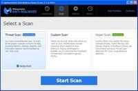 Opcije za skeniranje - Malwarebytes anti-malware