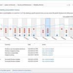 Windows Reliability Monitor