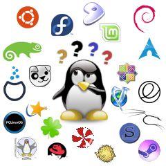 Linux Distribucija