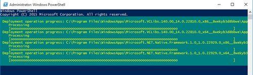 Kako deinstalirati windows 10 aplikacije - Reinstalacija programa